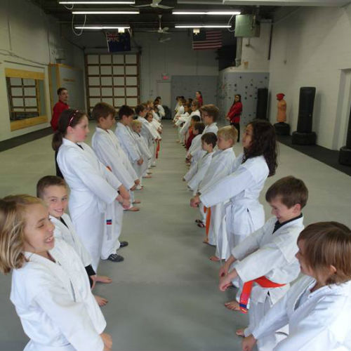 Rising Sun Oakville Martial Arts!