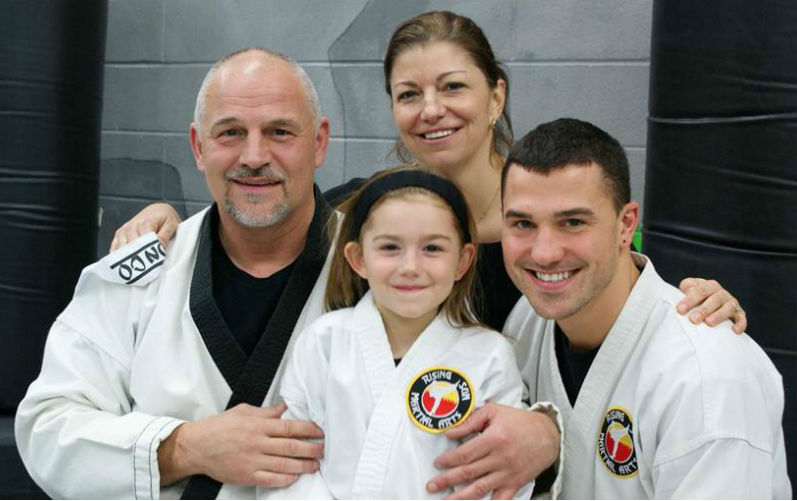 Rising Sun Oakville Martial Arts & After School Program